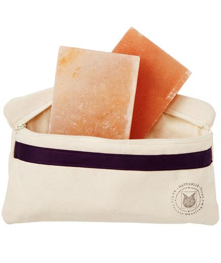 Himalayan Salt Detox Blocks by Unique Gift Ideas Real Simple
