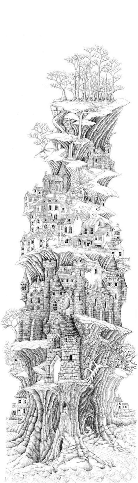 elaborate coloring pages for adults best 25 coloring books ideas on pinterest colour book