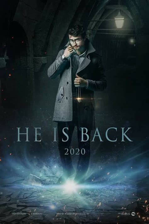 Harry Potter Is Back he is back in 2020 harry potter and the cursed child