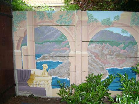 garden wall mural garden wall mural