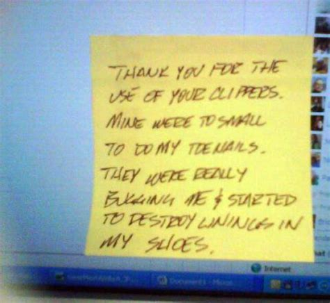 Office Notes Humorous Office Notes 36 Pics Izismile