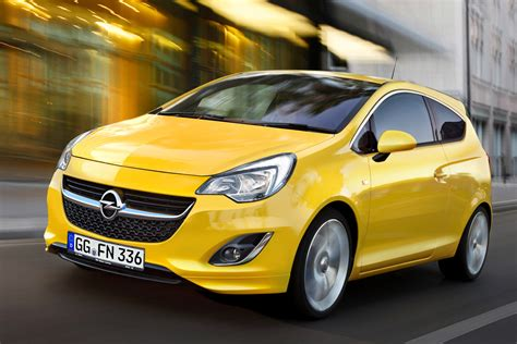 new vauxhall corsa 2014 pictures auto express