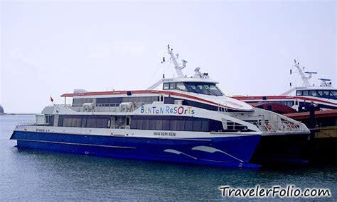 ferry from singapore to bintan bintan resorts bintan resort ferries travel guide