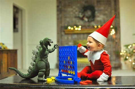 Who Created On A Shelf turns baby into real adorable on the shelf
