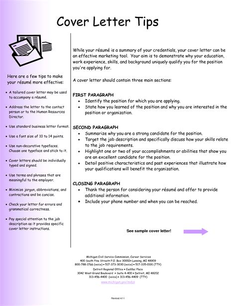 what should be on a cover letter for a resume districte15 info