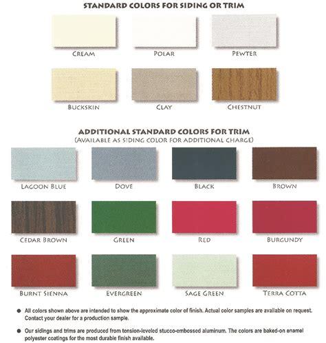 Colour Shed by Shed Colors Probuilt Buildings