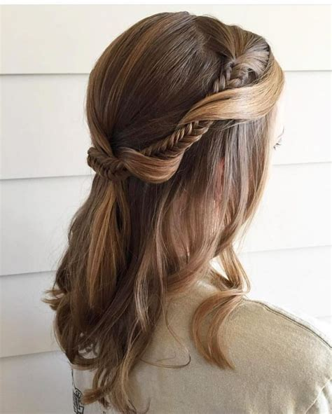 60 fresh prom updos for long hair november 2019
