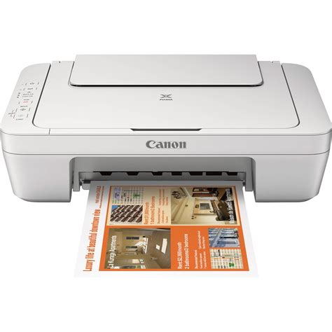 Toner White canon pixma mg2924 wireless photo all in one inkjet