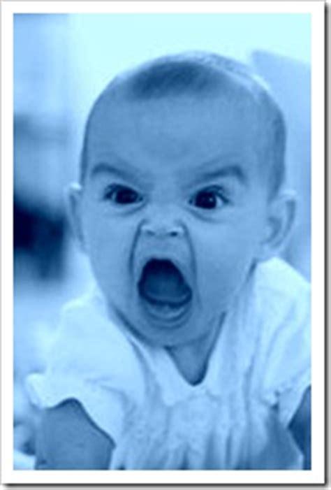 Screaming Baby Meme - the adventures of natasha and nate i m a single mom