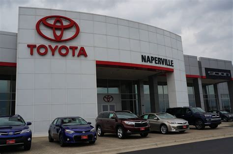 Toyota Dealership Naperville Toyota Of Naperville Named 2016 Dealer Of The Year