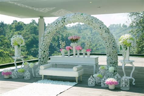 Wedding Organizer Outdoor by Dekorasi Pernikahan Outdoor D Leniz Wedding Organizer