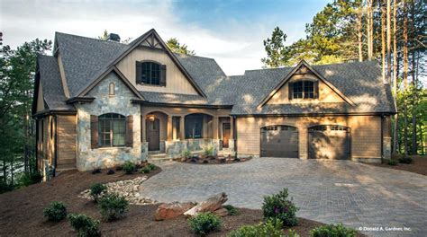 hill country home plans hill country cottage shell