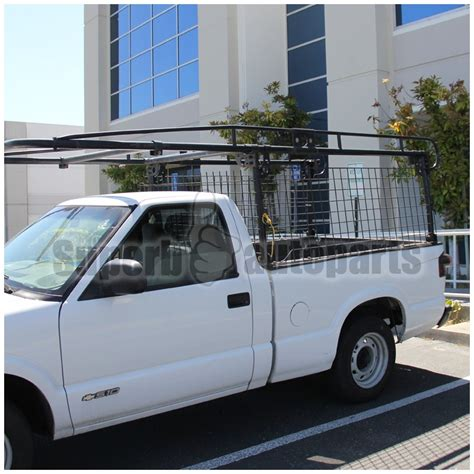 Up Truck Ladder Racks by Adjustable Truck Contractor Ladder Rack Up Lumber