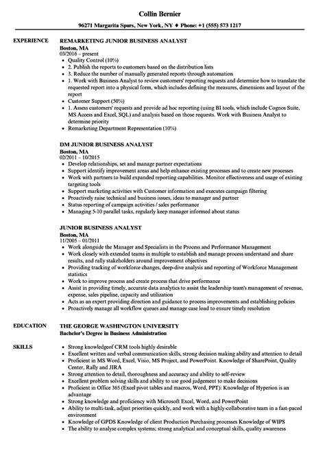 business analyst resume template sharing us templates