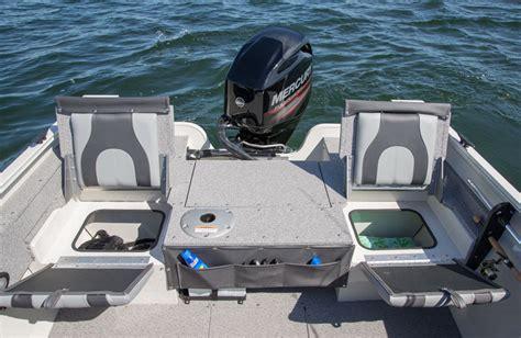 fishing boat jump seats crestliner s custom fishing boat 1600 vision