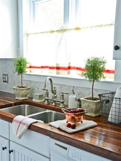 kitchen countertop decorations how to decorate kitchen counters hgtv pictures ideas hgtv