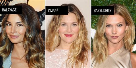 hair highlight trends spring 2015 image gallery trends 2015 highlights