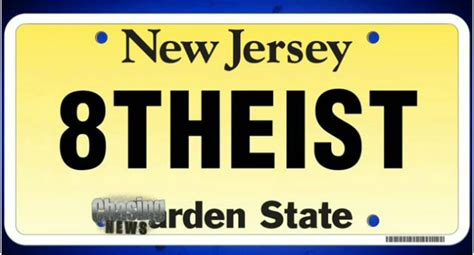 atheist sues new jersey for rejecting 8theist