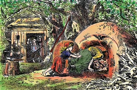 Hansel And Gretel hansel and gretel cannibalism part ii history