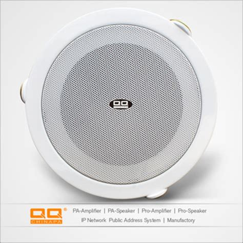 wholesale good mini ceiling speaker with 5 10w