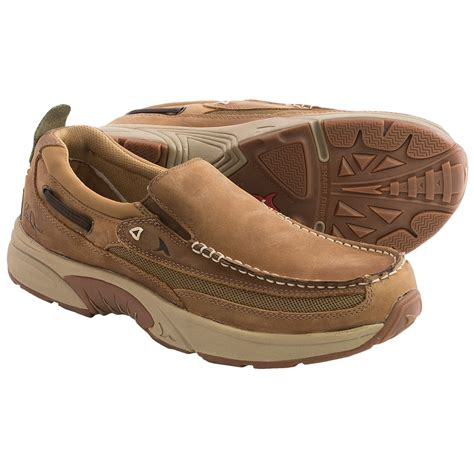 Rugged Slip On Shoes Rugged Shark Bill Dance Angler Boat Shoes For Men Save 33