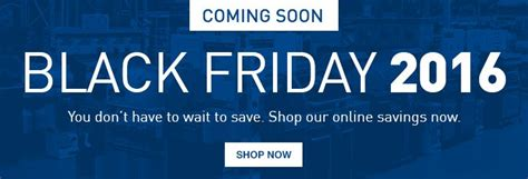 Shop Black Friday 2016 With Lowe S