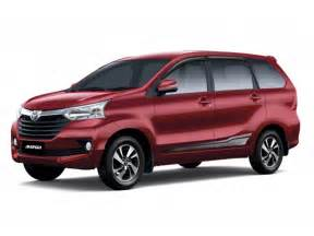Toyota Car Models Name 2017 Toyota Avanza Prices In Uae Gulf Specs Reviews For
