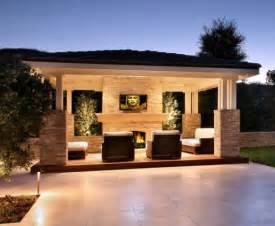 Covered Outdoor Living Spaces by Extend Your Living Space This Summer