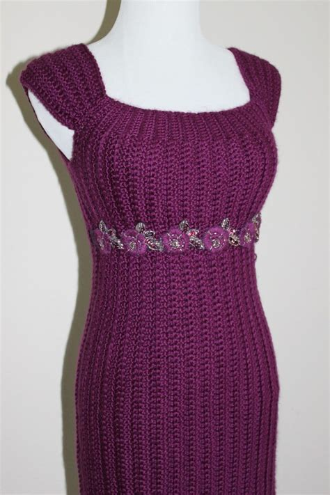 pattern dress crochet womens sweater dress crochet baby doll dress magenta
