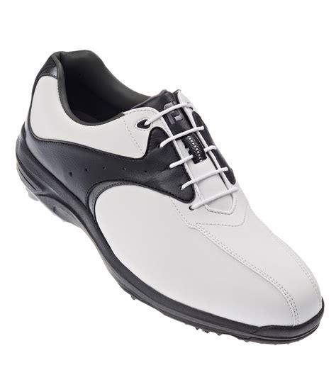 footjoy mens greenjoys golf shoes white black silver 2013