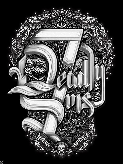 7 deadly sins by ilovedust on inspirationde