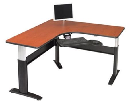 desk that raises and lowers pin by brian shipman on experience driven by technology