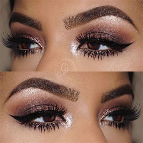 best lashes 17 best images about crease metallic smokey eye makeup