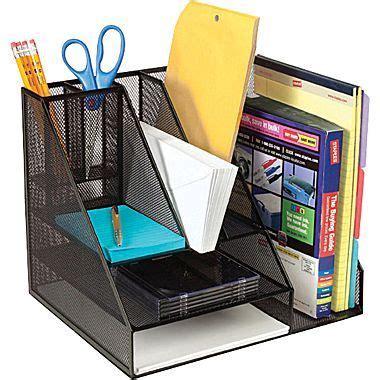 wire mesh desk organizer staples 174 black wire mesh desk organizer