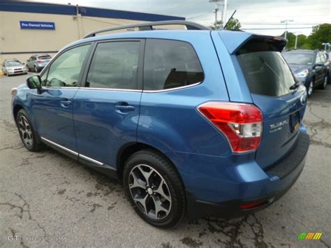 subaru forester touring interior 2015 quartz blue pearl subaru forester 2 0xt touring