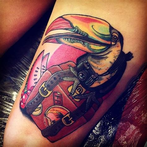 backpacker tattoo 79 best travel tattoos images on backpacker