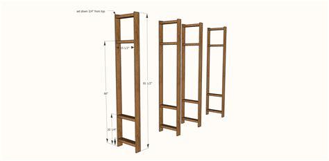 diy industrial style wood slat closet system with ana white build a industrial style wood slat closet