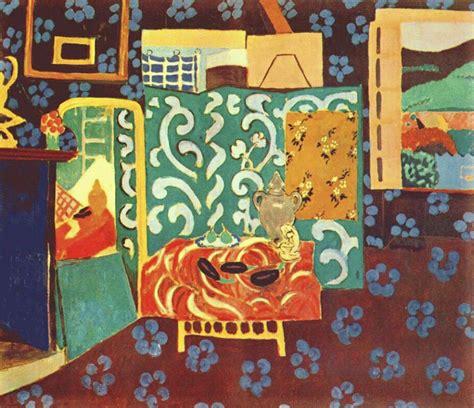 Matisse Interior With Eggplants ccpatchwork interior with eggplants matisse in kindergarten