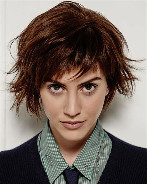 latest hair cut latest short haircuts for women curly wavy straight