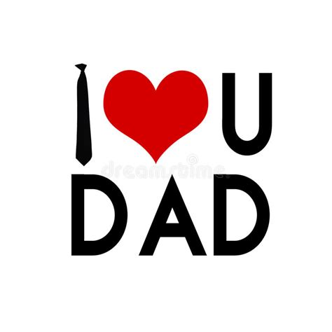 imagenes de i love you father i love you dad father s day card stock photo image of