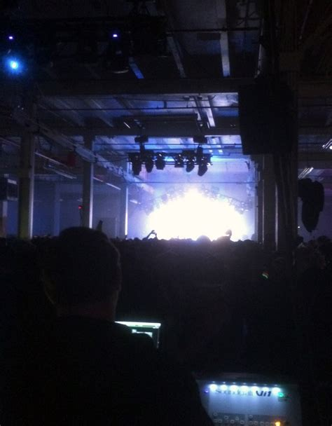 Shed Light Productions by Chauvet Professional Sheds Light On Secret Warehouse
