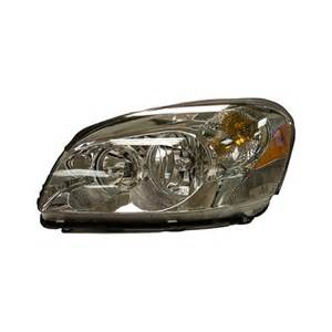 Buick Headlight Replace 174 Buick Lucerne 2008 Replacement Headlight