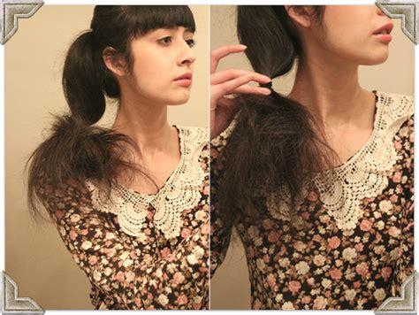 Hairclip Ponytail Ikat kanubeea hair clip tilan anggun dengan sanggul cantik
