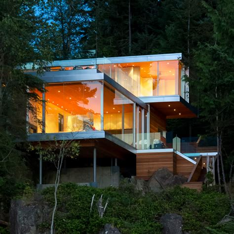 gambier island house by mcfarlane green biggar