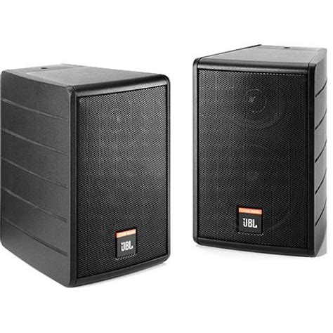 Jbl Bookshelf Speaker jbl monitor bookshelf speakers controlmonbk b h photo