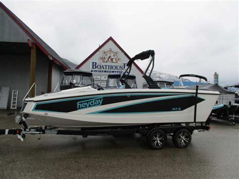 heyday inboards salmon arm boat sales boathouse marine - Heyday Boats Canada