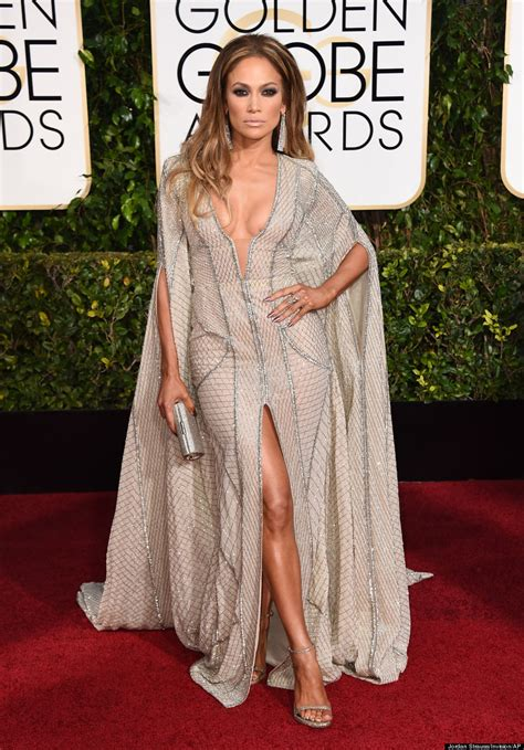 Lope Dress by S 2015 Golden Globes Dress Leaves Nothing
