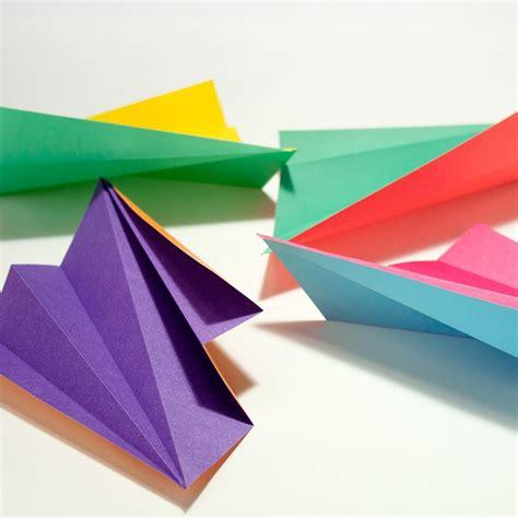 Origami Color - papel origami bifaz mix 4 colores lisos el tigre azul