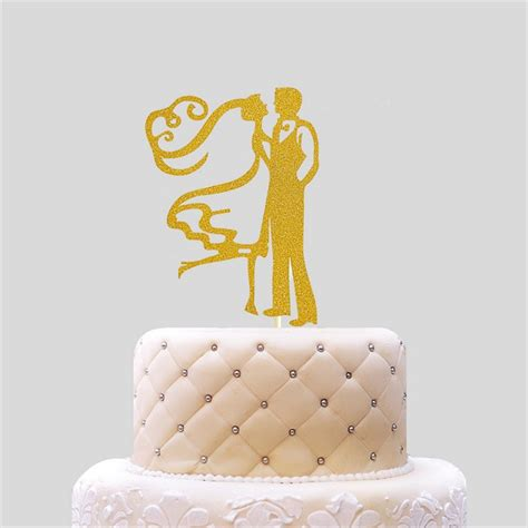 home cake decorating supply gold baking supplies bride groom cake dolls wedding cake