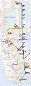 2nd Avenue Subway Map by Exclusive New Setbacks Will Delay 2nd Ave Subway